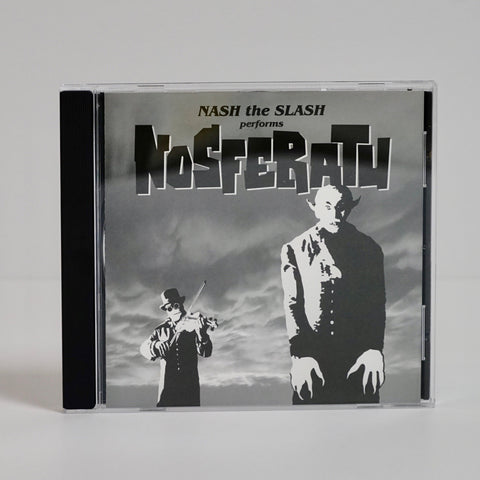 "Nash The Slash ""Nosferatu"" (CD - new old stock)"
