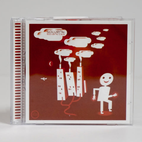 "Solvent ""Solvent City"" (CD)"