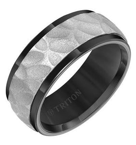 9MM MEN'S TUNGSTEN CARBIDE BAND