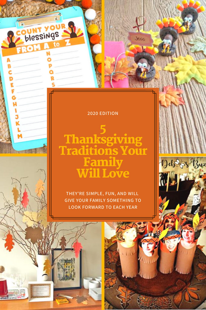 5 thanksgiving traditions your family will love 2020