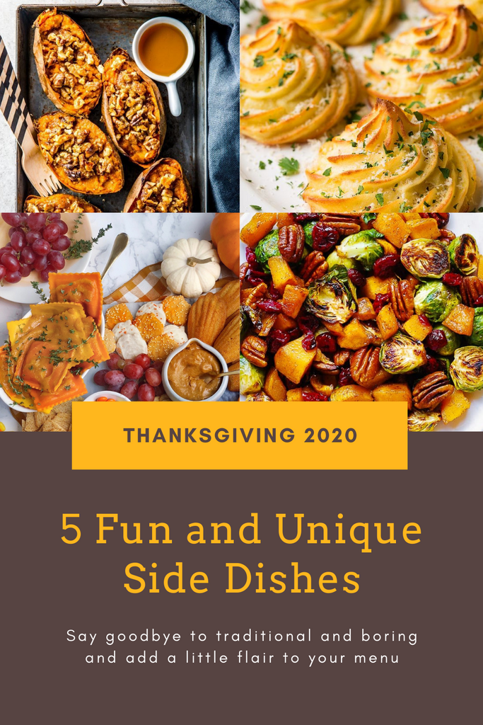 Best Side Dishes for Thanksgiving 2020 Unique Fun Interesting