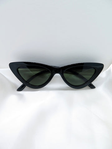Black Feline Sunglasses