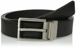 Calvin Klein Men's Calvin Klein Round Edge Buckle 35mm Designer Belt 297539096
