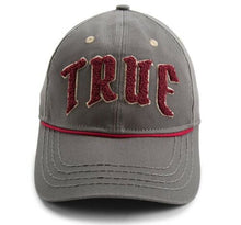 Load image into Gallery viewer, True Religion Men's Chenille Logo Baseball Cap