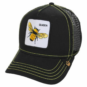 Unisex Goorin Bros Animal Collection Patch Mesh Baseball Trucker Adjustable Hat