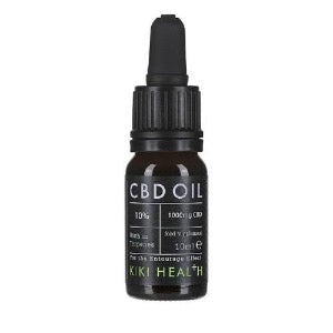 CBD OIL MINI BOTTLE 10% 1000MG