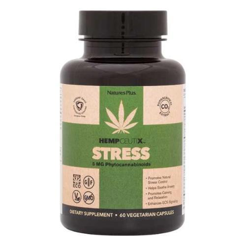 CBD CAPSULES FOR STRESS