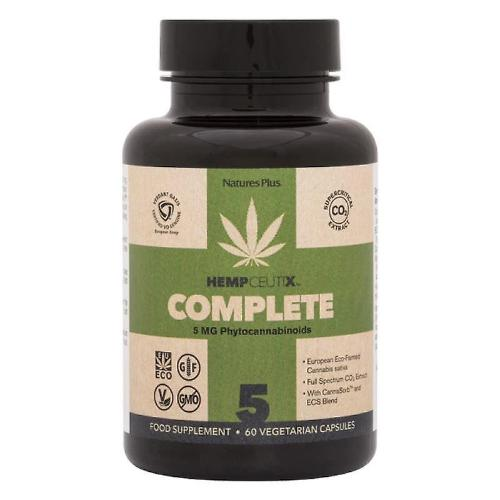 CBD CAPSULES HEMP SUPPLEMENTS