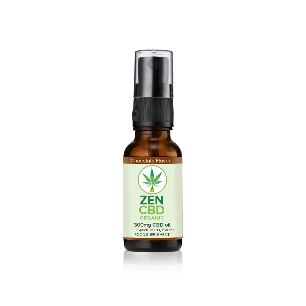 CBD SPRAY FLAVOURED CBD