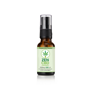 CBD SPRAY SUPPLEMENT CBD OIL FLAVOURED