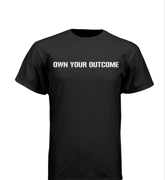 BHF Own Your Outcome Tee