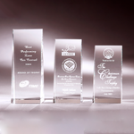 Crystal Trophy | C705 A/B/C - D One Crystal Award Trophy Malaysia