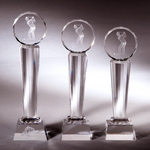 Crystal Trophy | C706 A/B/C - D One Crystal Award Trophy Malaysia