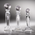 Crystal Trophy | C747 A/B/C - D One Crystal Award Trophy Malaysia