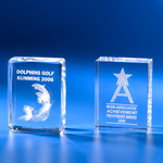 Crystal Gifts | CL-12 / CL-13 - D One Crystal Award Trophy Malaysia