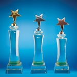 Star Award | CS917 A/B/C - D One Crystal Award Trophy Malaysia