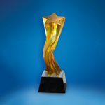 Liu Li Series | DLL-010 - D One Crystal Award Trophy Malaysia