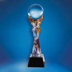 Liu Li Series | DLL-012 - D One Crystal Award Trophy Malaysia
