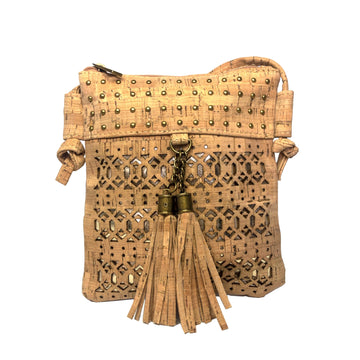 Celeste Cork Bag Natural