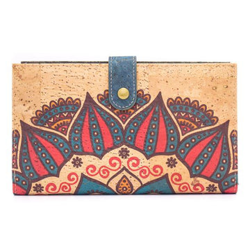 Dharma Cork Purse front
