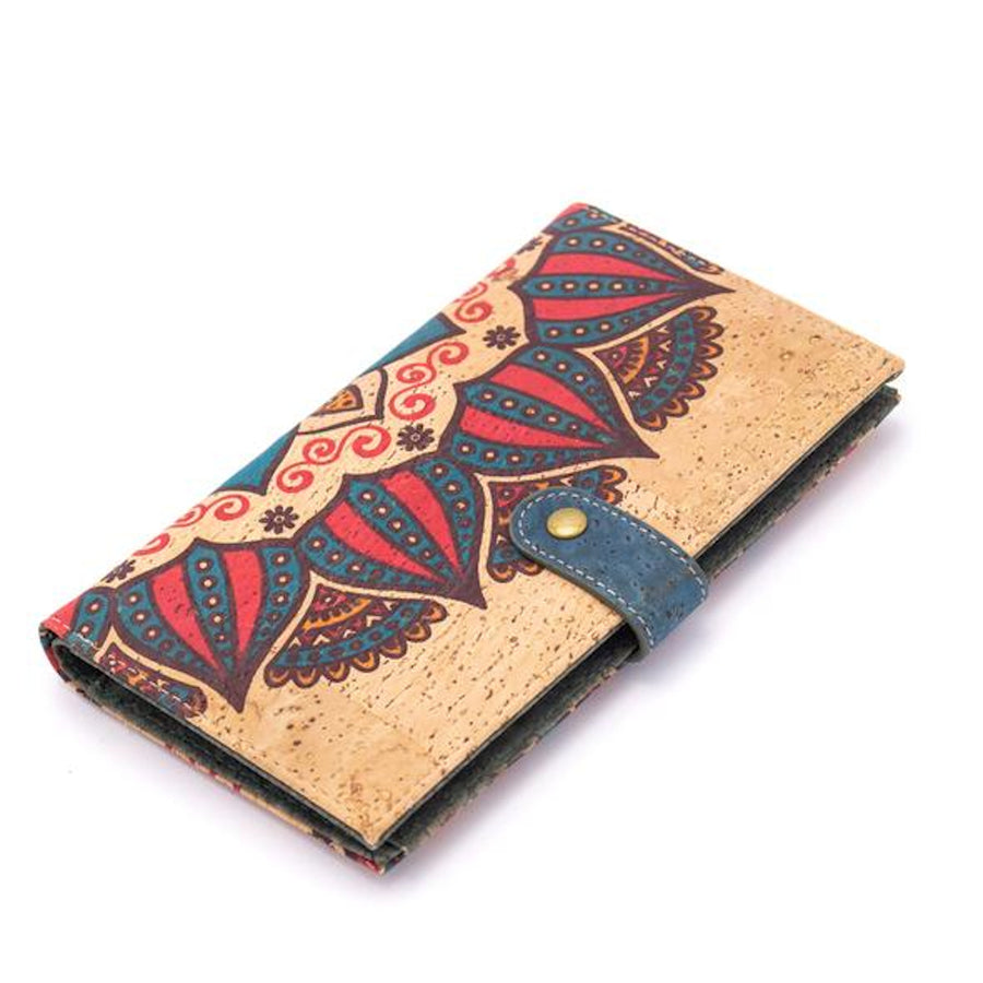 Dharma Cork Purse side