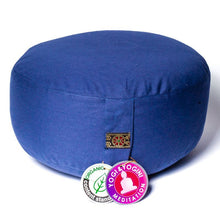Load image into Gallery viewer, Buckwheat Meditation Cushion - Green Yoga Project