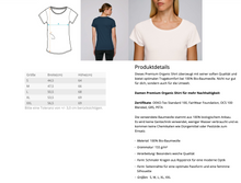 Load image into Gallery viewer, T-Shirt Organic eco-friendly
