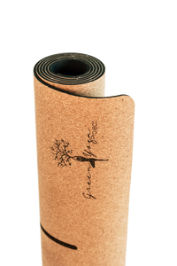 cork yoga mat eco friendly greenyogaproject yoga kork matte nachhaltig