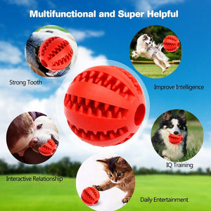Interactive Feeding Ball for dogs - kartout.com