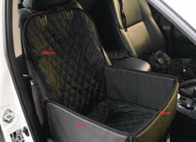 Load image into Gallery viewer, 2 in 1 Pet Car Seat Cover - kartout.com