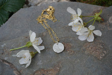 Load image into Gallery viewer, Moon Mama Necklace- Gold and Silver