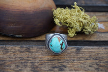 Load image into Gallery viewer, Essential Ring- Carico Lake Turquoise, Size 7