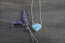 Load image into Gallery viewer, Stevie Necklace- Larimar