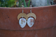 Load image into Gallery viewer, Night Tide Earrings