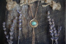 Load image into Gallery viewer, Norse Sun Necklace
