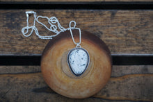 Load image into Gallery viewer, Calamity Necklace- White Buffalo
