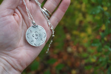 Load image into Gallery viewer, October Necklace- Round Pendant