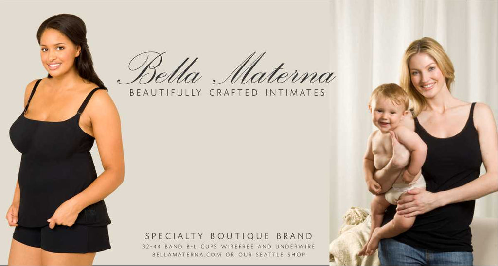 Bella Materna Choice Full Figure Camisole