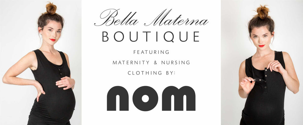 naissance on melrose branded maternity and nursing clothing