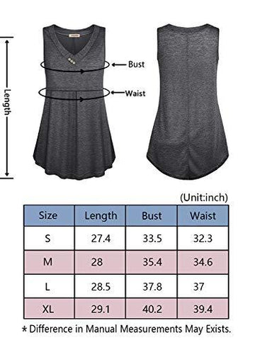 Image of Loose Fit  Nursing Tank Top