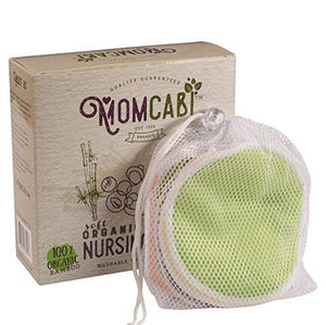 Ecofriendly Reusable Leak Proof Nursing Pads 8 Pack