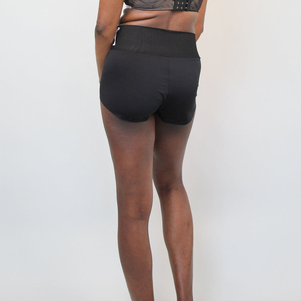 Boy Short- Black