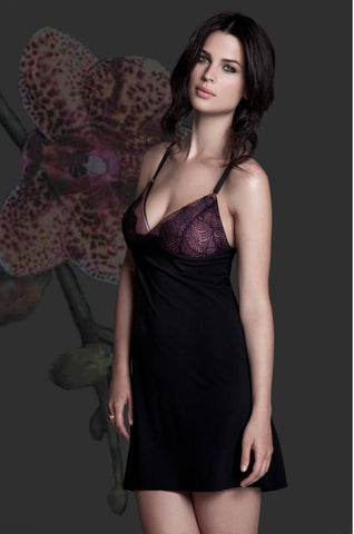 Peacock Maternity Nightie