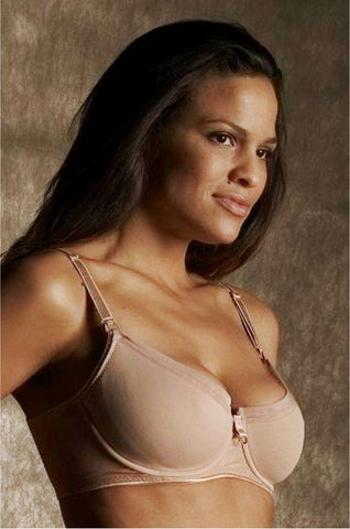 Smooth Underwire Nursing Bra Rose