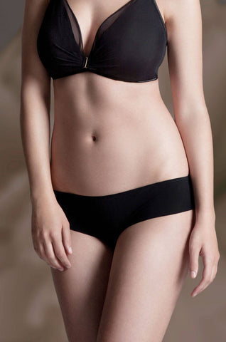 Tanga Underwear Black