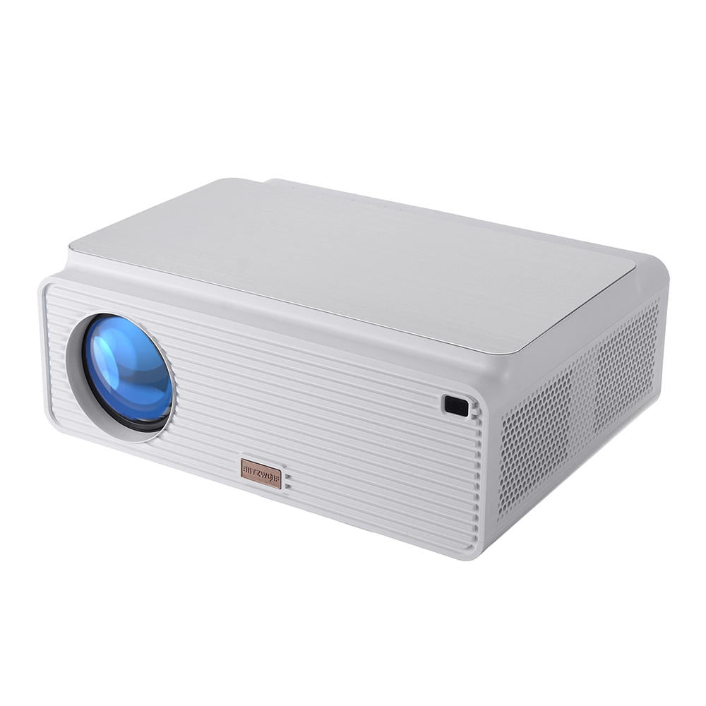HomeFlicks™ Blitzwolf Bw-vp3 Projector 6500 Lumens Android 8.0 Version 1+16gb