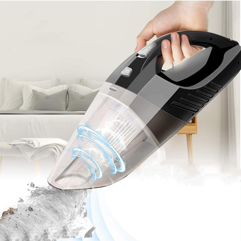 SmartClean™ Wireless Car Vacuum Cleaner Handheld Wet And Dry 12V 120W