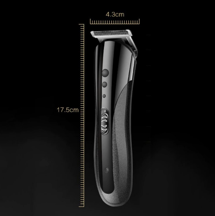 KEMEI® All In 1 Rechargeable Hair Clipper Waterproof Wireless Electric Shaver