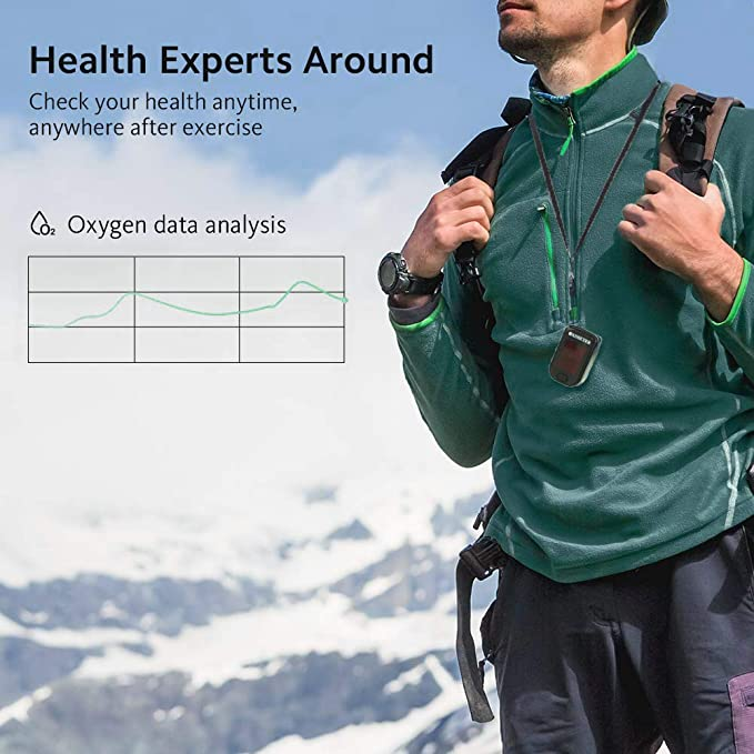 Check your health anytime, anywhere after exercise
