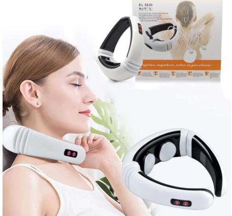 SelfCareX™ Best Neck Massager Electric Infrared Heat Therapy Relief